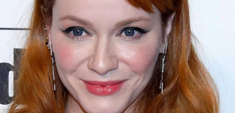 The Awkward Question Christina Hendricks Was Always Asked While On Mad Men