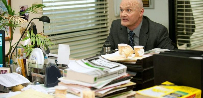 'The Office': Frank Sinatra Once 'Saved' Creed Bratton's Life on the Set of a Movie