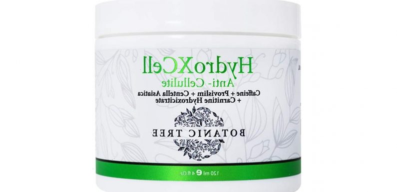 This Top-Rated Cellulite Cream Has Worked for 92% of Amazon Shoppers