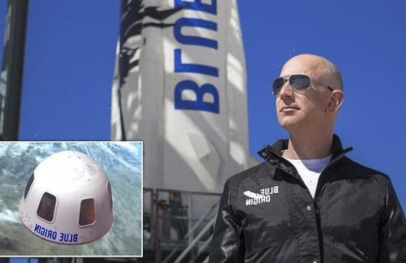 Thousands sign petition for Jeff Bezos to be DENIED re-entry to Earth