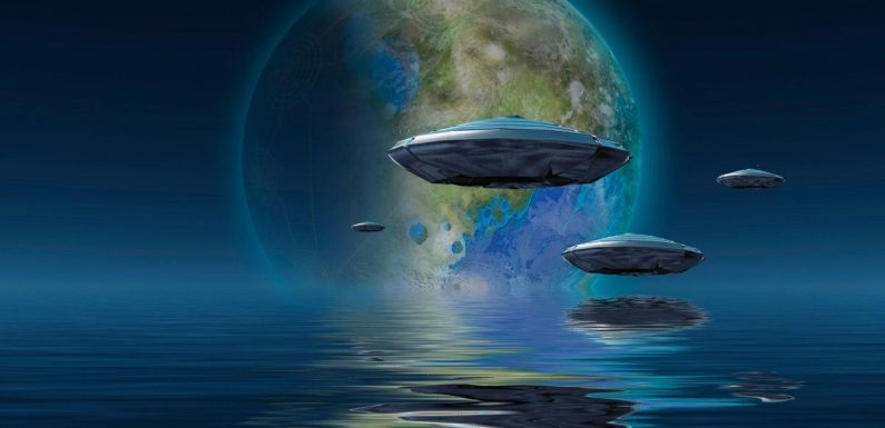 UFOs come from under the sea, not space, claims alien-hunting ex-police officer