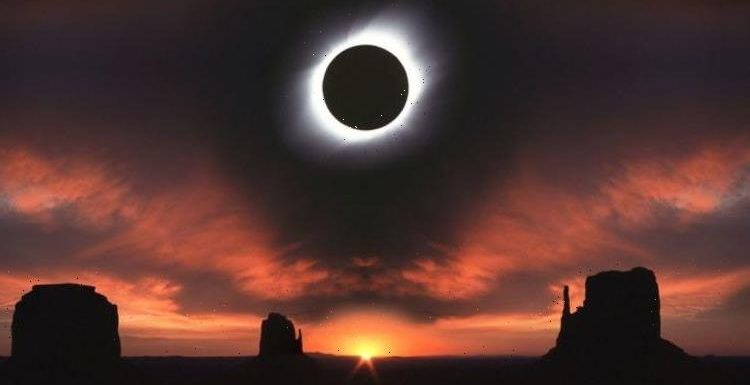 When was the last full eclipse over the UK?