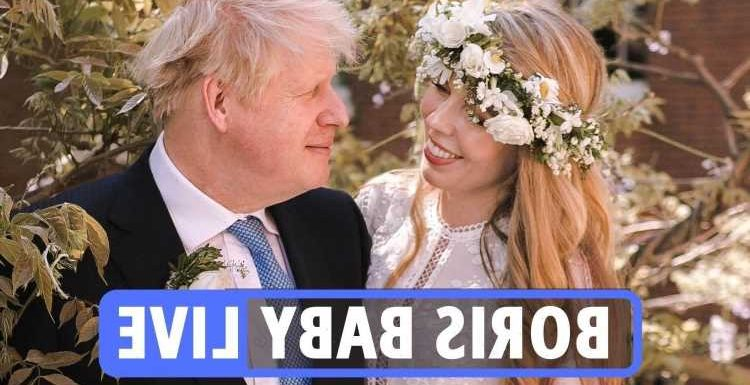 Boris Johnson baby news – Carrie Symonds pregnant with PM's seventh child after miscarriage heartbreak earlier this year