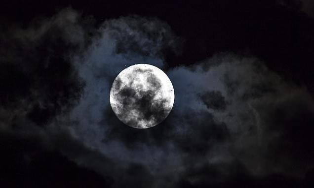 Buck Moon will peak this evening full and bright in the night sky
