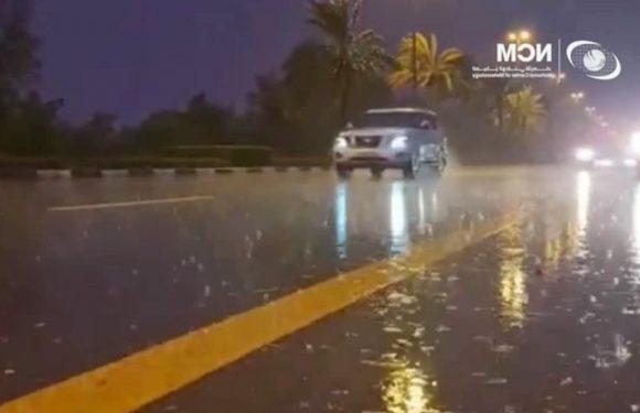 Dubai making its own rain to beat 120-degree heat