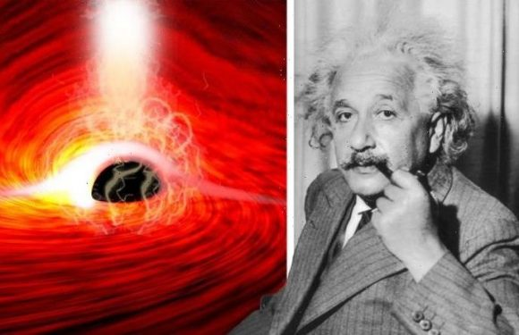 Einstein was right! Black hole discovery proves theory of general relativity 'in action'