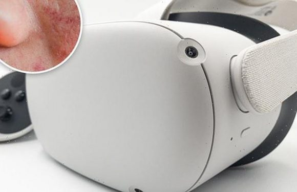 Facebook halts sales of Oculus headset after mask gave users a rash