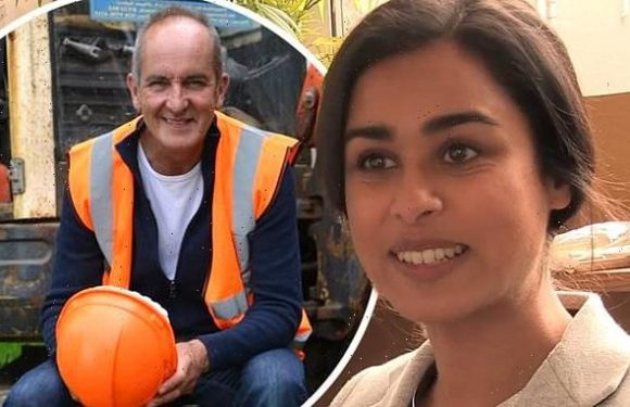 Grand Designs host Kevin McCloud gets new co-presenter