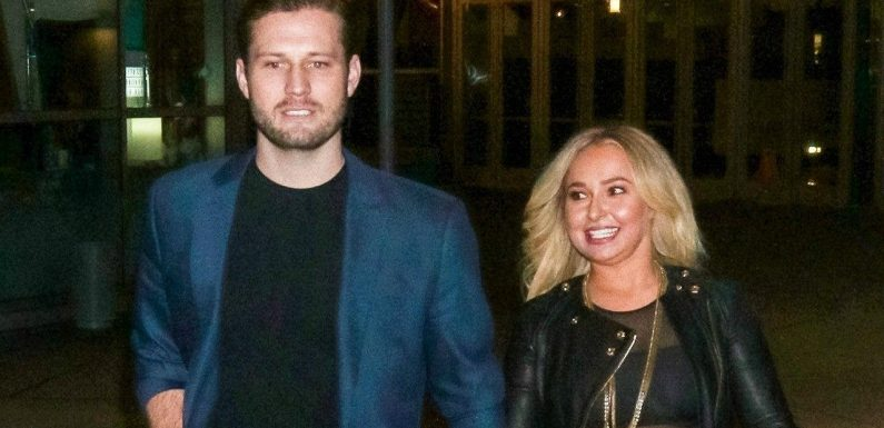 Hayden Panettiere Seen With Ex Brian Hickerson After His Jail Release
