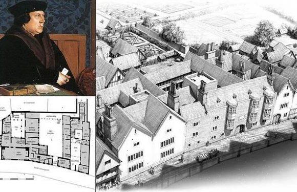 Historians recreate Thomas Cromwell's Tudor mansion