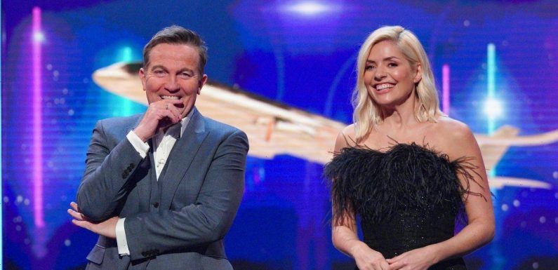 Holly Willoughby says she has to keep TV husband Bradley Walsh 'in check'