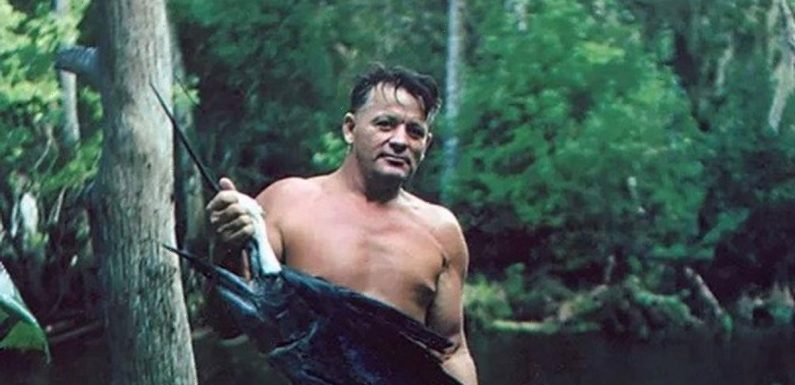 Inside the story of 'real-life Tarzan' who boxed alligators and ate tortoises