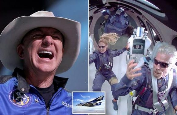 Jeff Bezos isn't an astronaut! FAA changes rules for title