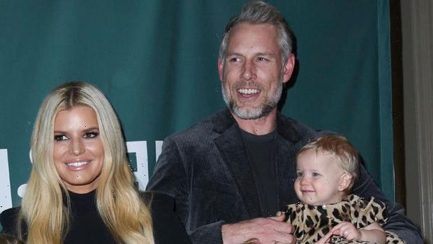 Jessica Simpson's Mini-Me Daughter Birdie, 2, Makes Adorable Faces In New Photos: 'Monday Mood'