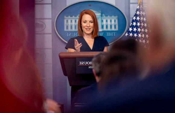 Psaki denies Ed Dept.'s link to group pushing critical race theory