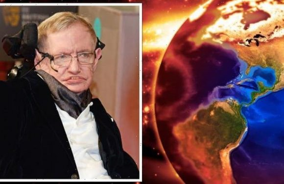 Stephen Hawking's chilling end of the world predictions: 'Extinction is inevitable'