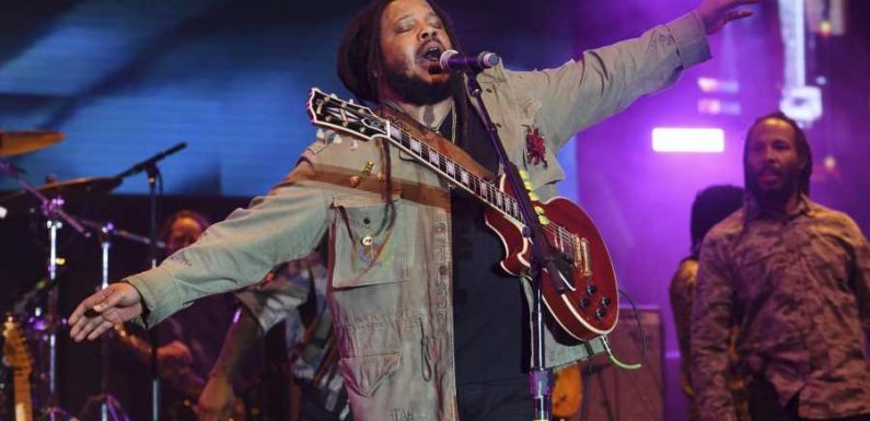 Stephen Marley Plots 'Babylon by Bus' Tour