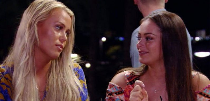 TOWIE's Courtney Green and Chloe Meadows said to be 'gutted' after being axed