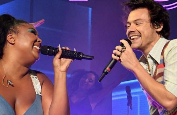 The Best Moments Of Lizzo And Harry Styles' Friendship