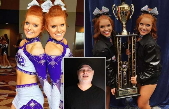 Twin cheerleader influencers accuse ex-coach of sexual abuse