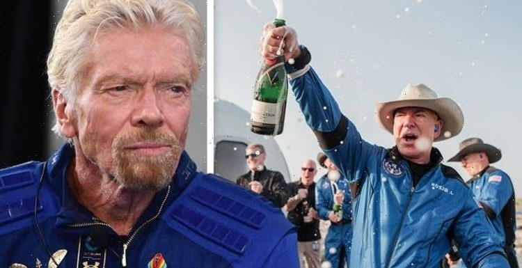 Waste of money! Britons slam the fledgling space tourism industry in surprise poll