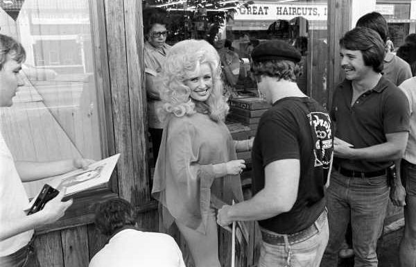 What Dolly Parton's 'Eclectic' Gypsy Fever Band Was Like in the Late '70s