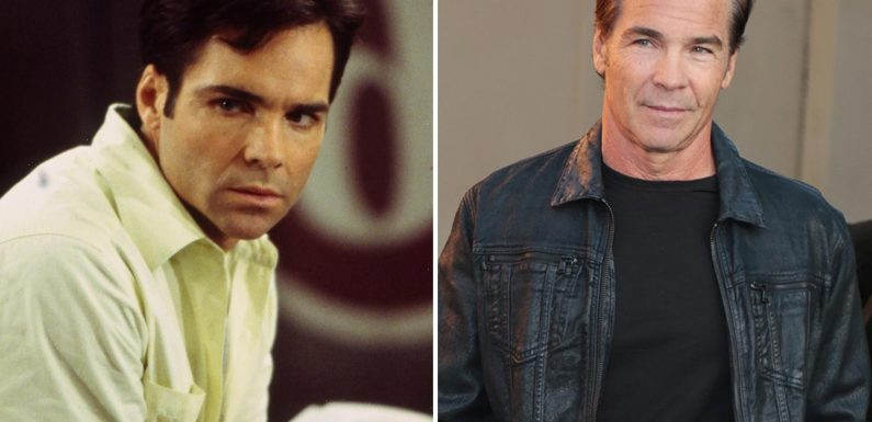 Jay Pickett dead at 60: General Hospital and Days of Our Lives star dies while filming a new movie in Idaho