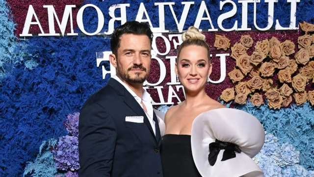 Katy Perry and Orlando Bloom Stun at UNICEF Event in Italy