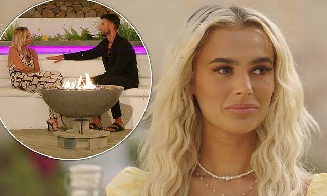 Love Island: Millie and Lillie MEET UP to discuss Liam's betrayal