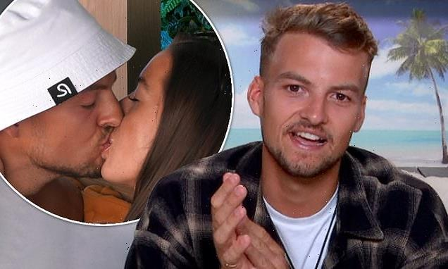 Love Island bosses 'tired' of Hugo after kiss took FIVE tries to film