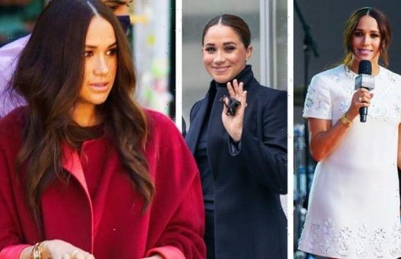 'Meghan Markle's taken back control' – What the Duchess of Sussex's NY outfits really mean