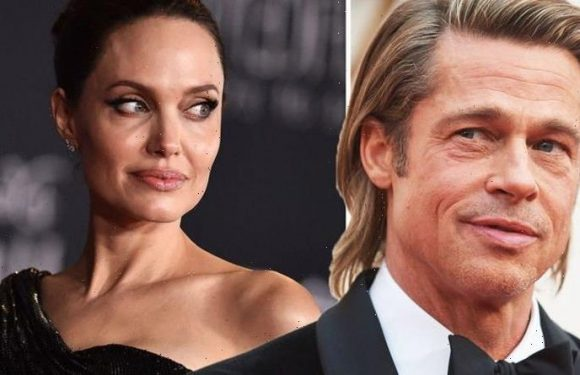 Angelina Jolie 'served with lawsuit by ex Brad Pitt over $164m French Chateau shares'