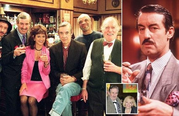 BETH HALE's tribute to John Challis following his death at 79