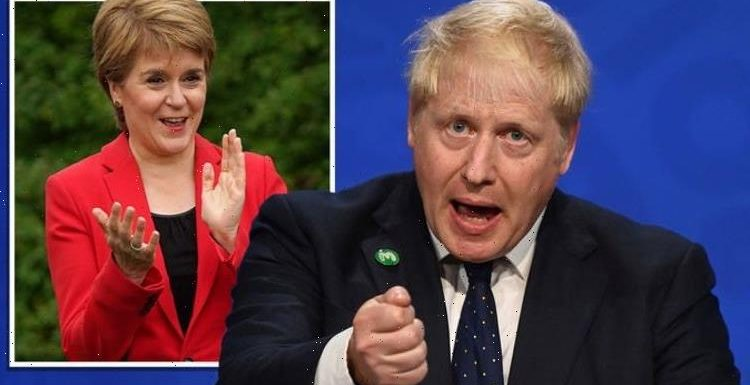 Boris warned COP26 is 'opportune moment' for Sturgeon to promote Scottish independence
