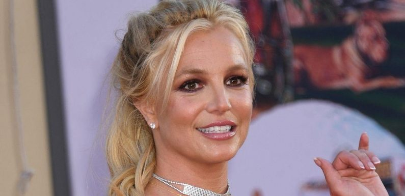 Britney Spears' Instagram page disappears days after sharing risque snaps
