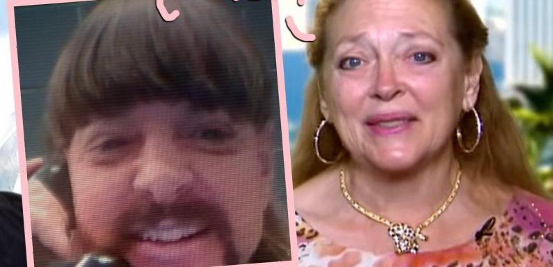 Carole Baskin SLAMS Tiger King 2: 'Reality Show Dumpster Fire'