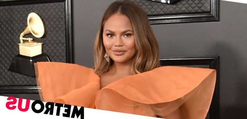 Chrissy Teigen has fat removed from face as she celebrates 50 days of sobriety