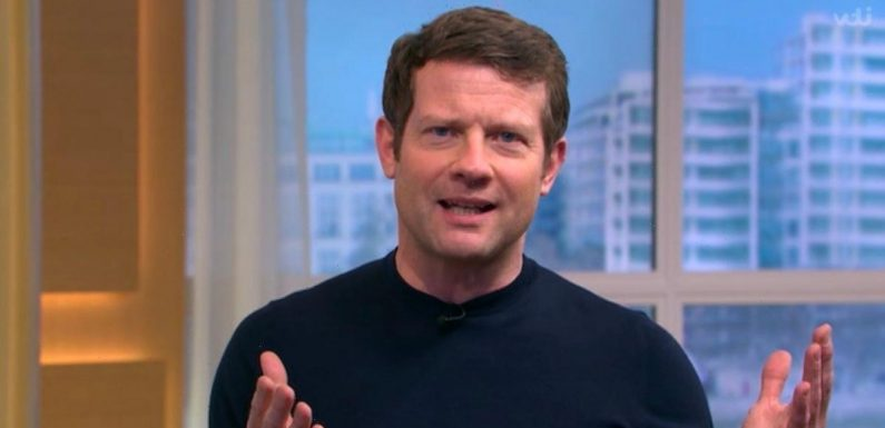 Dermot O'Leary and Alison Hammond 'clashed' as they co-hosted This Morning
