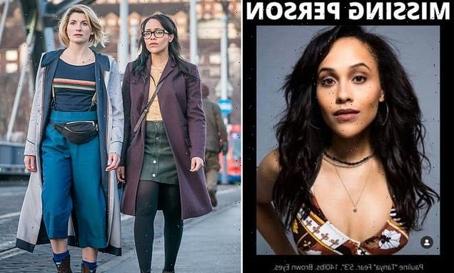 Dr Who star Tanya Fear is found ALIVE in Los Angeles