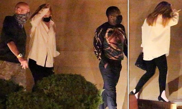 EXCLUSIVE: Adele enjoys a dinner date with boyfriendRich Paul