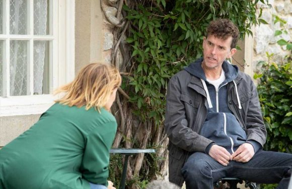 Emmerdale spoilers: Marlon Dingle struggles to cope in the aftermath of April's torment