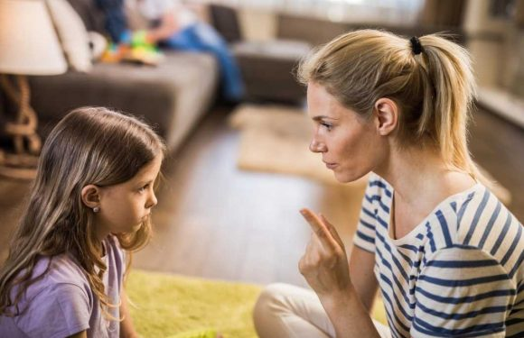 Expert reveals the two types of child & the right way to discipline each one (and what happens when you get it wrong)