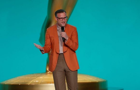 Health Officials Released a Statement After Seth Rogen's Emmy Awards Speech Raised Concerns