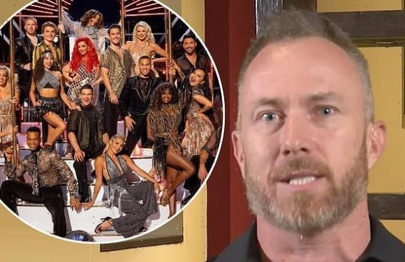 James Jordan slams 3 Strictly dancers 'who are REFUSING Covid vaccine'