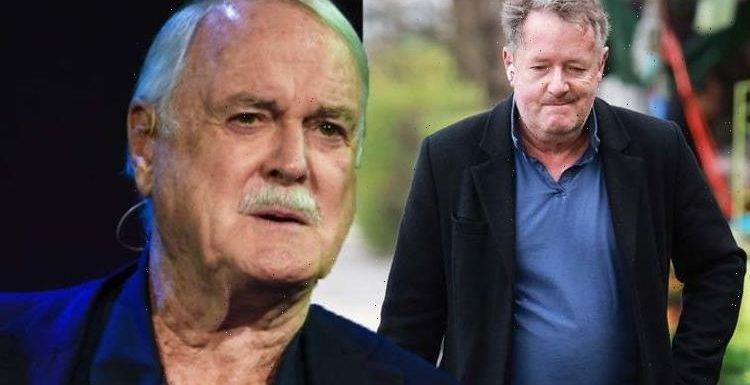 John Cleese takes swipe at 'third-rate' Piers Morgan over unearthed Emma Radocanu comments