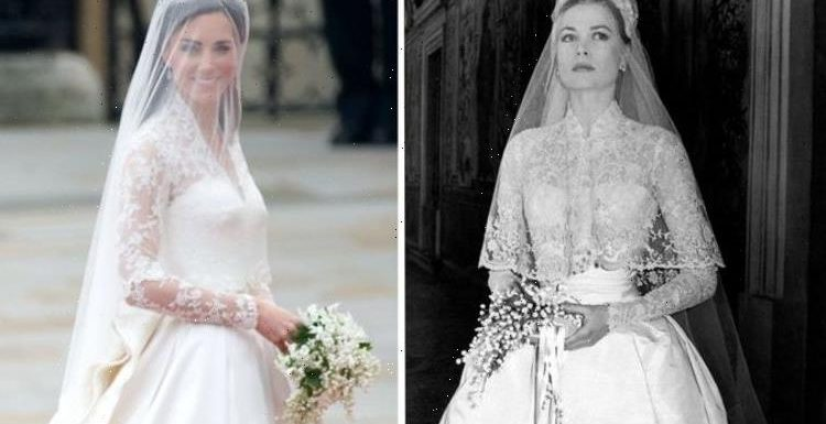 Kate Middleton's style is inspired by 'queen of sophisticated minimalism' Grace Kelly
