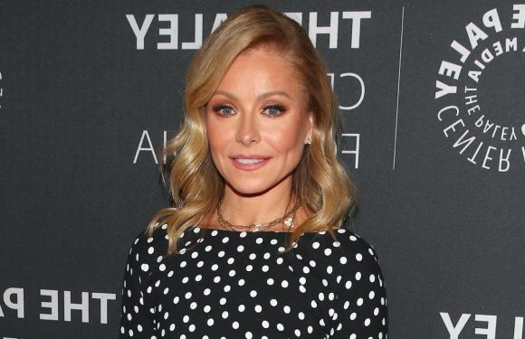 Kelly Ripa shows off her moves in a dreamy skirt you can't miss