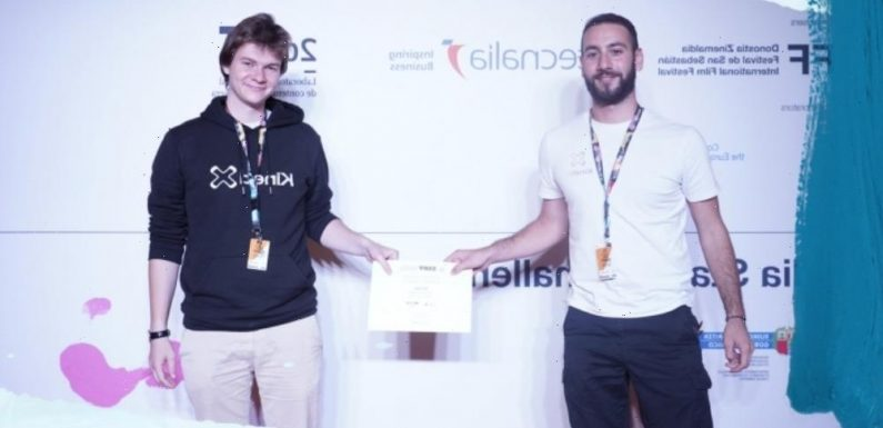 Kinetix Takes Startup Challenge Top Prize as Experts Discuss Virtual Production at Zinemaldia & Technology