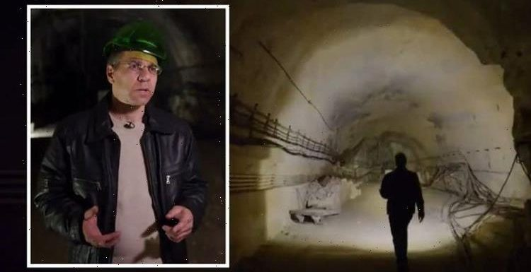 Malta unmasked: 'Secret underworld' hidden beneath streets astonishes architects