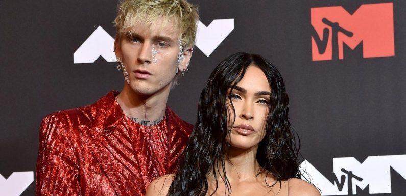 Megan Fox says Machine Gun Kelly made her wear VMA dress as he wants her 'naked'